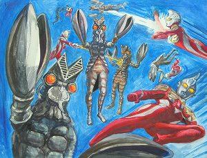 ウルトラマンマックス画像